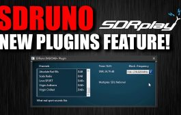 SDRPlay SDRuno Plugins Feature – NEW!