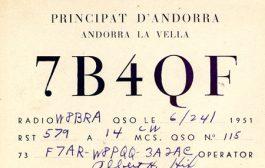 ARRL Seeks Vintage DX Logs for Archive