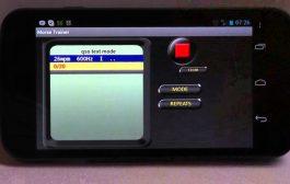 Android APP – Morse Trainer for Ham Radio