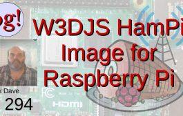 HamPi Ham Radio Software for Raspberry Pi from W3DJS (#294)