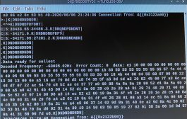Raspberry Pi FUNcube satellite telemetry decoder now available