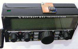 External Mic and PTT for the Elecraft KX2 & KX3