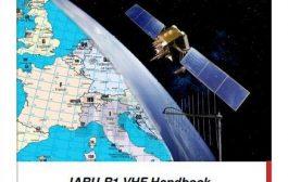 IARU Region 1 announce a new edition (8.00) of the VHF Handbook