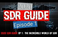 2020 SDR Guide Ep 1 : The Incredible World of Software Defined Radio (RTL-SDR, Airspy, SDRPlay etc.)