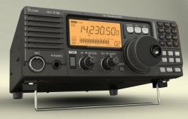 Icom IC 718 – HF Transceiver