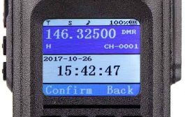 Retevis Ailunce HD1 GPS dual band 2m 70cm DMR [ Review and Teardown ]