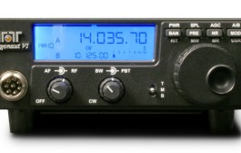 TEN-TEC Model 539 Argonaut VI QRP 1-10 Watt Transceiver