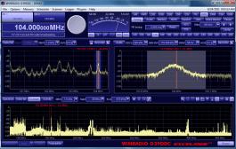 The WiNRADiO WR-G39DDCi 'EXCELSIOR'  High-performance HF/VHF/UHF/SHF  SDR