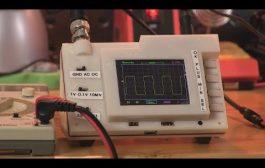 FT8, Scope Kit , Pi Zero W : AmateurLogic 107