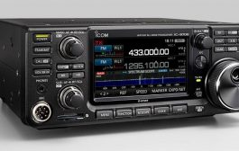 The NEW Icom IC-9700 , It's Amazing!!
