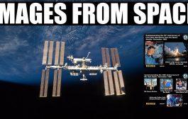 ESA promote amateur radio in ISS SSTV video