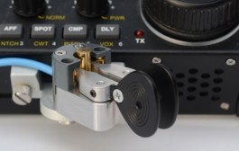 Begali CW Key – The Adventure dual-lever key