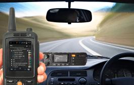International Radio Network, Inrico T320 IRN, Ham Radio Smartphone