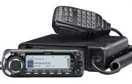 Icom Provide Details of ID-4100E D-STAR VHF/UHF Mobile Radio