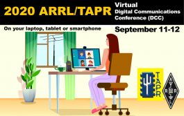 ARRL and TAPR Virtual Online Digital Communications Conference (DCC)