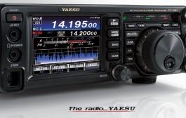 Yaesu FT-991 HF – UHF Transceiver [ Video ]