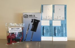 Heil HS2 Hand PTT switch for 2 radios with MFJ-1263