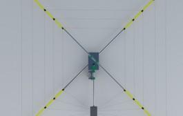 High Quality 5 bander CobWeb Antenna