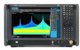 X-Series Signal Analyzers – UXA Signal Analyzer, 3 Hz to 50 GHz