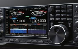 Day 1 with the ICOM IC-7610