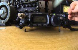 Ham radio HF Go-Kit QRP contacts FT-817 emcomm SHTF doomsday
