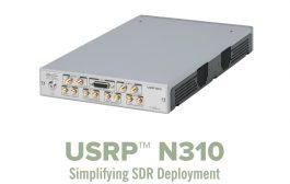 USRP N310 – Simplifying SDR Deployment