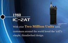 History of Icom's Innovative Amateur Radio Technology