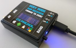 Ultra Wide-band Coverage SDR Receiver MK3