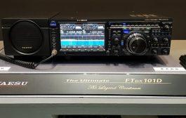 Yaesu Fusion & FT-DX101MP Announcement