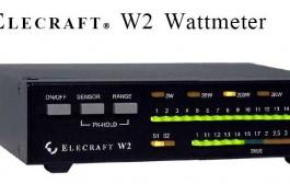 Electraft W2 Wattmeter
