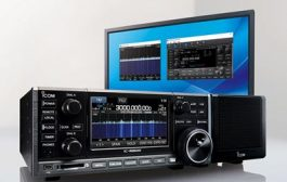 Icom Launch Innovative IC-R8600 Wideband Communication Receiver