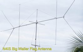 Topband: Webinar – Waller Flag RX Antenna 101 – How to Construct a WF