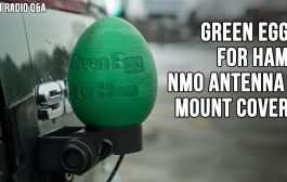 Green Egg for Ham NMO Antenna Mount Cover – Ham Radio Q&A