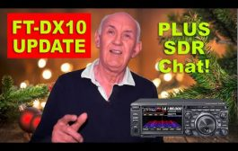 YAESU FT-DX10 Update and SDR Chat