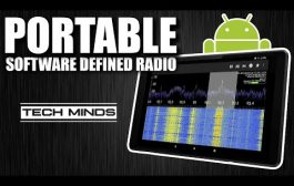 Portable RTL – SDR Software Defined Radio with Android