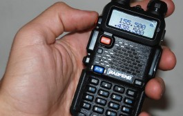 Baofeng UV-5R Extreme Test! – Fire , Water , Freezer