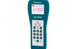 RigExpert AA-1400 – Antenna Analyzer (0.1 to 1400 MHz)