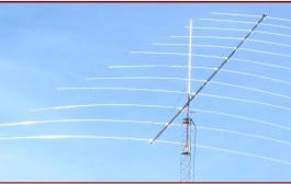 M2 Antenna 1330LP11  – HF Log Periodic
