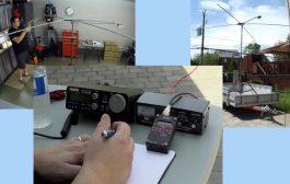 MFJ-1835H Cobweb Antenna Review ( High Power version 1.5kW)
