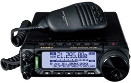 Unboxes the NEW Yaesu FT-891