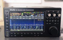 VisAir – HF DSP Transceiver Standalone DDC DUC