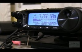 Unboxing and Testing the Yaesu FT-891 HF Radio