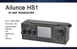 Ailunce HS1 HF SDR HAM Transceiver