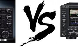 Icom IC-7851 vs Kenwood TS-990