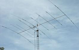 Mosley PRO-96-S  10, 12, 15, 17, 20, 30, 40 Meters