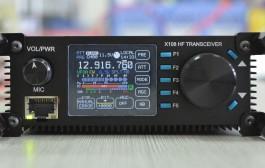 Xiegu X108 QRP Transceiver Kit 9 Bands – AM – SSB – CW