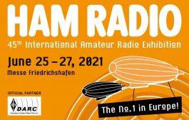 Ham Radio in Friedrichshafen, Germany, Tentatively on for 2021