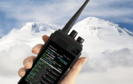 DMR Smartphone RFinder K1 – Review And Demo – Android DMR UHF