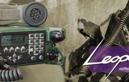 The Leopard Military Radio  – 1.6 – 170 MHz