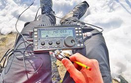Radio Travels, DX, SOTA & Collab With Fieldcraft Survival!